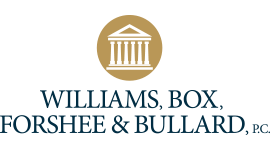 Williams, Box, Forshee & Bullard, P.C. logo